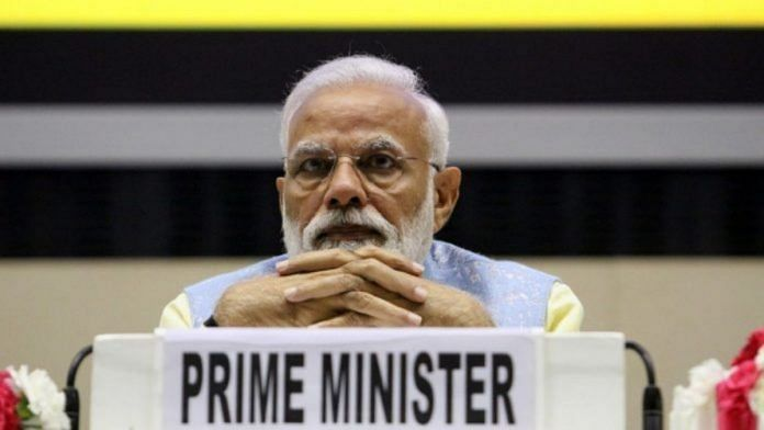 File photo of Prime Minister Narendra Modi   Praveen Jain   ThePrint