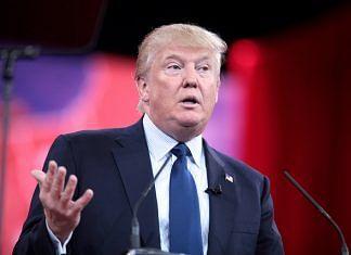 A File image of Donald Trump