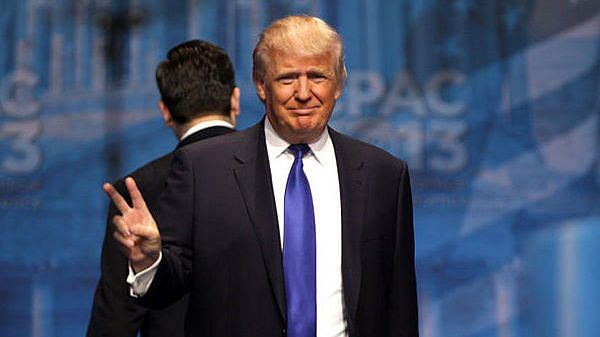 A file image of Donald Trump | Commons