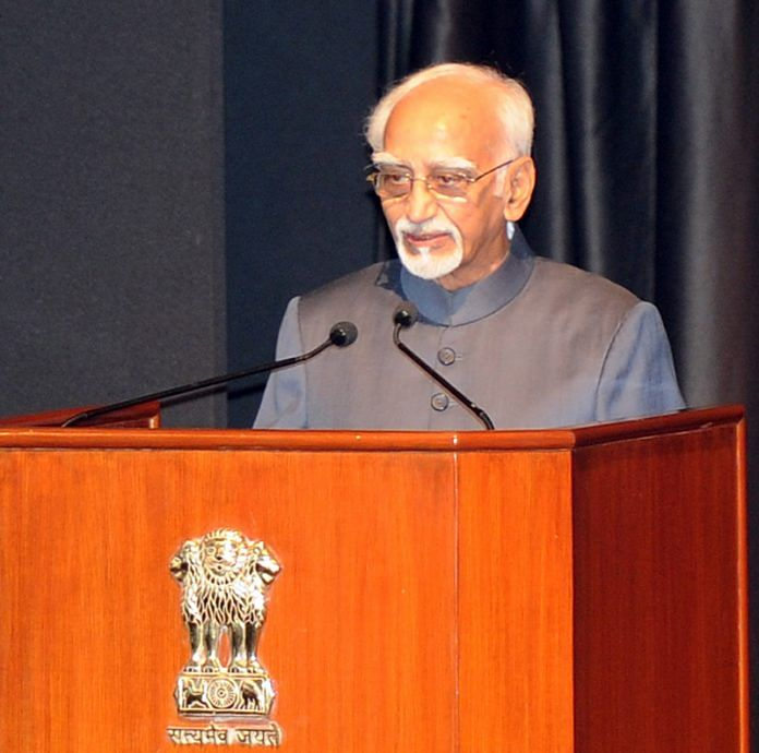 Hamid Ansari's concern over unease among Indian minorities