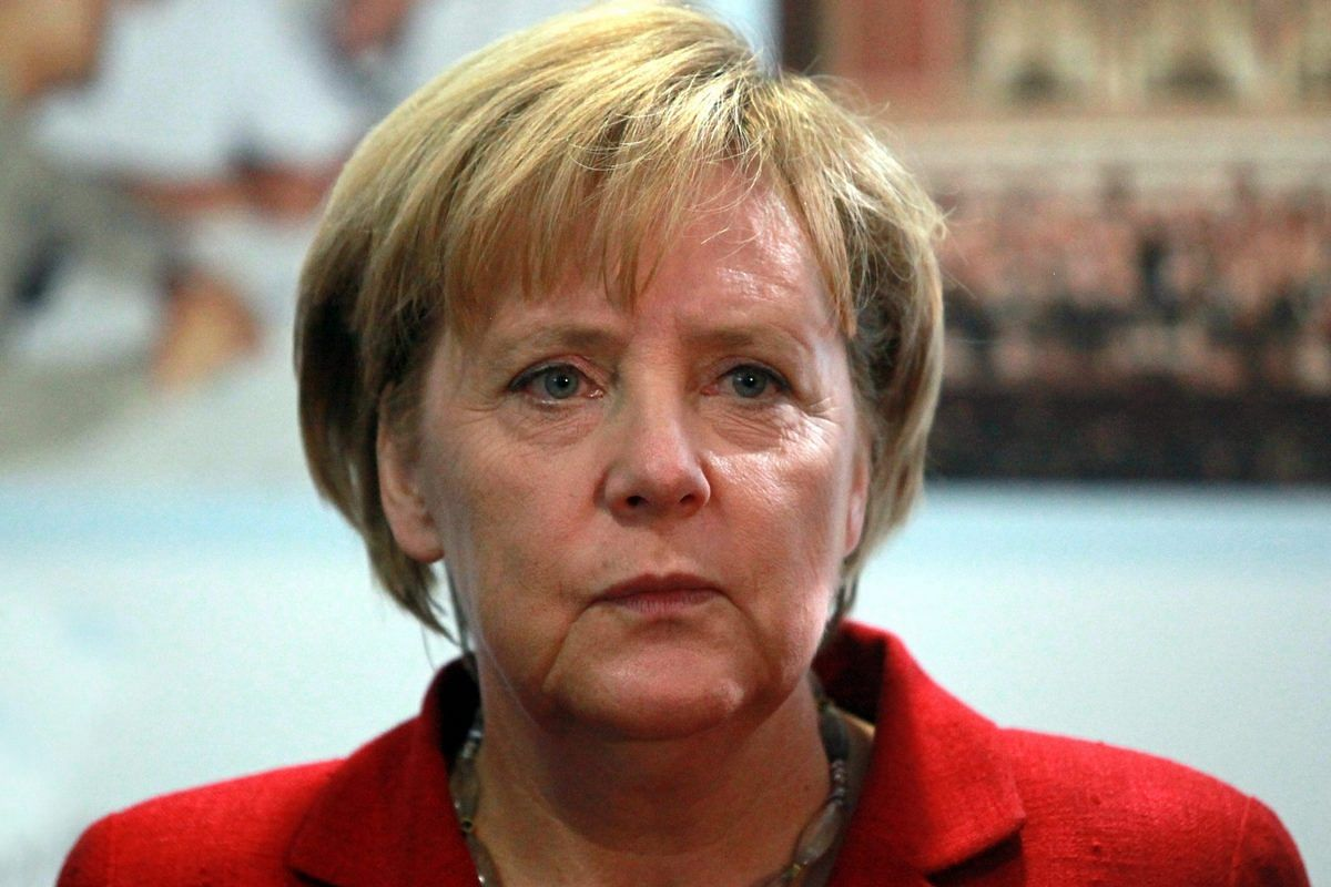 german chancellor angela merkel - photo #8