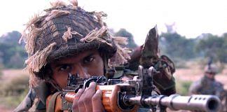 Ceasefire violations on LoC