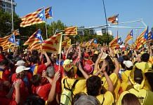Kashmiris are closely watching the referendum in Catalonia