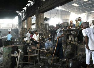 UP's glittering brass and glass industries now dulled by job loss
