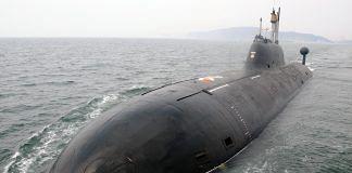 Nuclear submarine INS Chakra