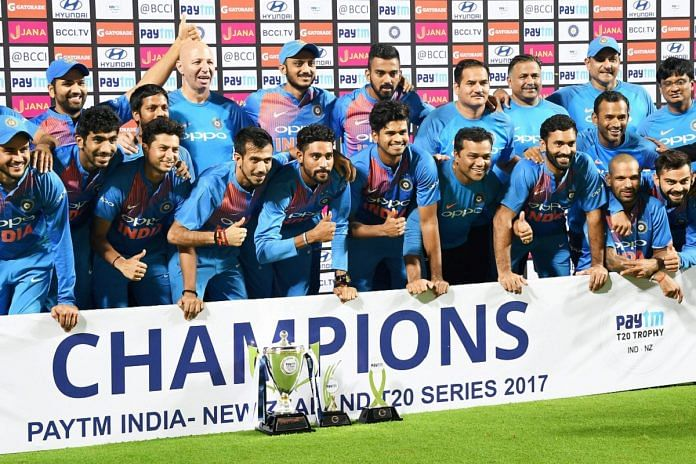 Is it Team India or Team BCCI, asked an RTI applicant | PTI