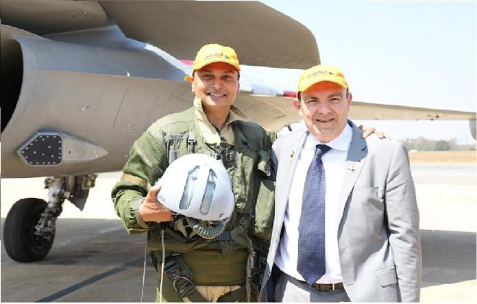 Eric Trappier, Chairman, Dassault Aviation and Anil Ambani, Chairman, Reliance Group   Official release from Reliance Group and Dassault Aviation Incorporate