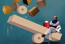A representational image of Arun Jaitley and GST