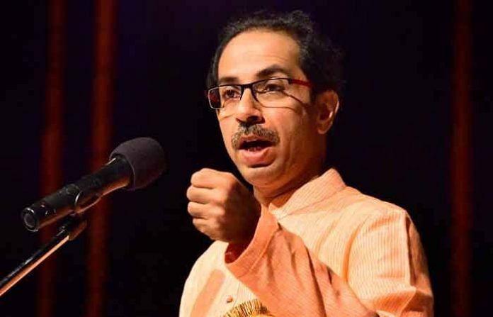 Shiv Sena President - Uddhav Thackeray