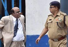 Former Calcutta High Court Judge CS Karnan comes out of the Presidency Jail after serving six-month sentence