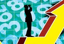 Is Modi Government trying to hide the real GDP? | Illustration by PealiDezine