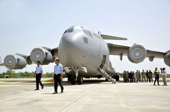India set to get the world's last available C-17 Globemaster