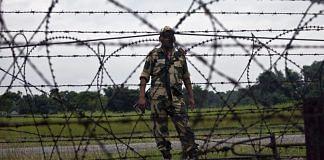Indo- Bangladesh border