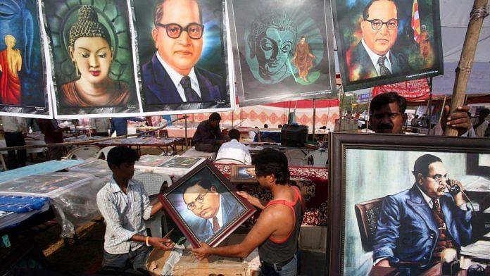 Paintings of Ambedkar on sale