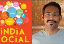 Book cover of 'India Social' and Author Ankit Lal