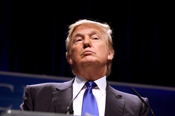 Donald Trump (representational image)