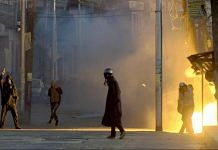 Clashes in Shopian district of South Kashmir, in Srinagar | PTI