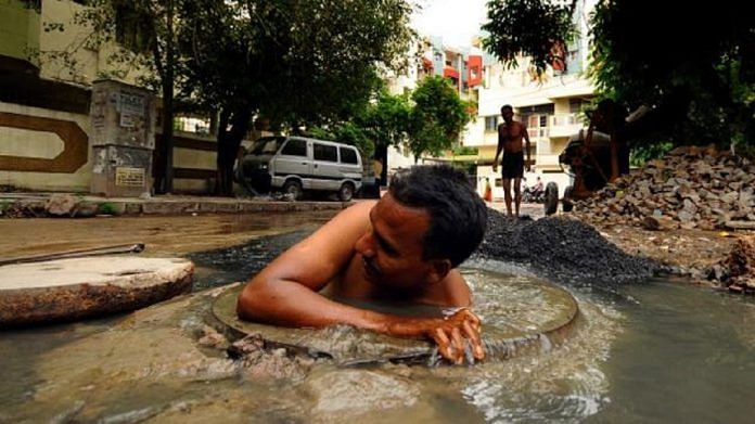 Manual Scavenging