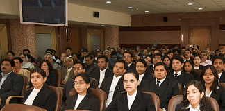 Oath Ceremony of Judicial Officers