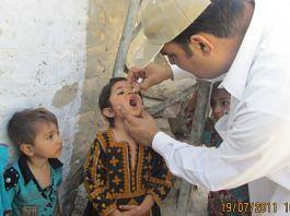 Polio campaign representational image | Flickr