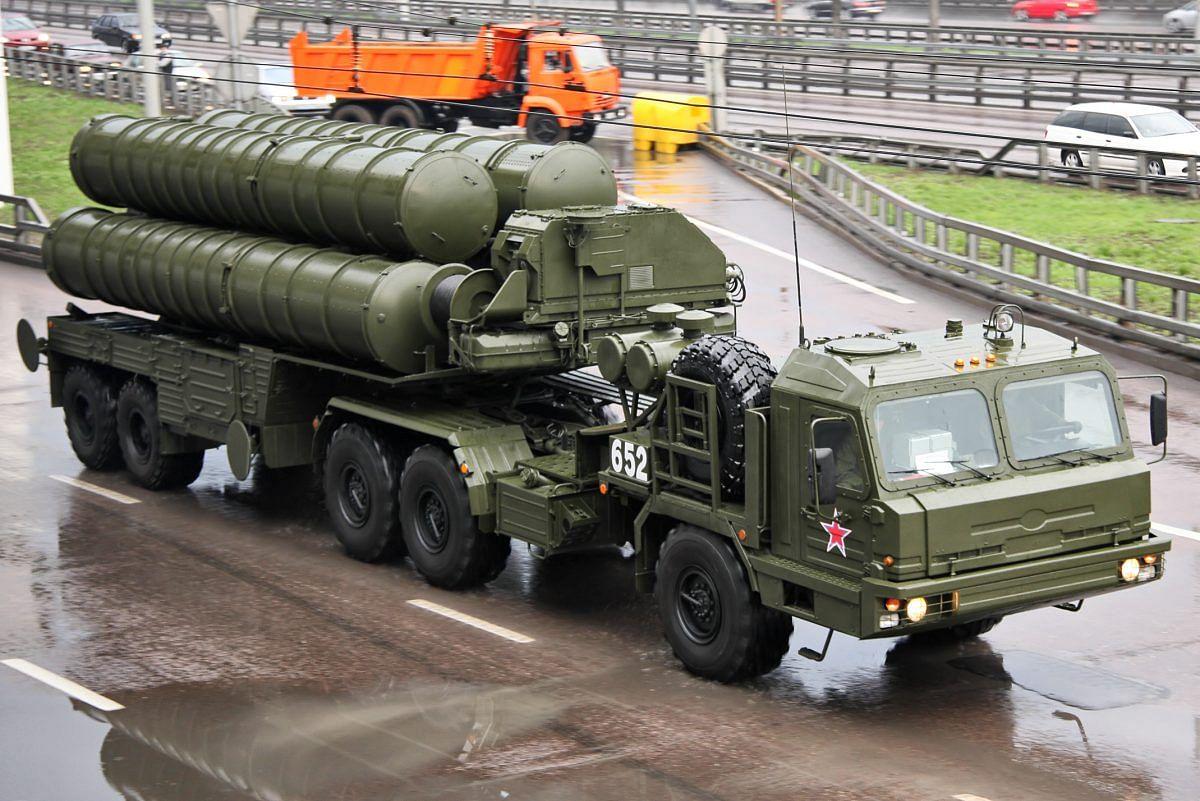 US raises Russian S-400 issue, India says it has diversified portfolio
