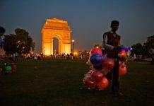 India Gate, New Delhi   Daniel Berehulak/Getty Images
