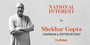 Shekhar Gupta, chairman and editor-in-chief of ThePrint