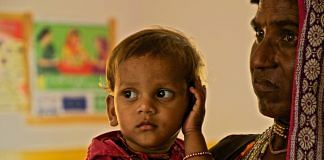 File image of a child with his mother at a doctor's clinic | Arjun Claire/Flickr|