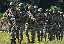 File photo of Indian Army personnel | PTI