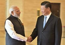 PM Narendra Modi and President Xi Jinping met in Wuhan in April, 2018 | @PMO/Twitter