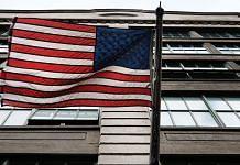 An American Flag   Spencer Platt/Getty Images