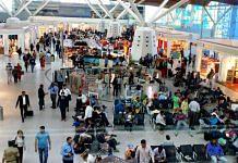 Indira Gandhi International Airport, New Delhi   Commons