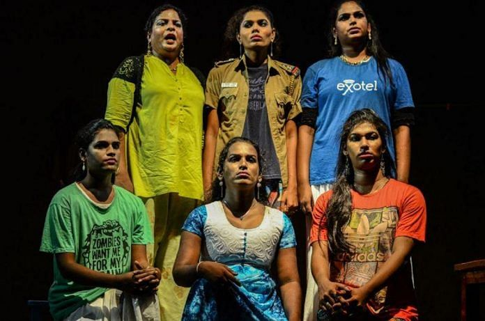 Transgendered Dalits