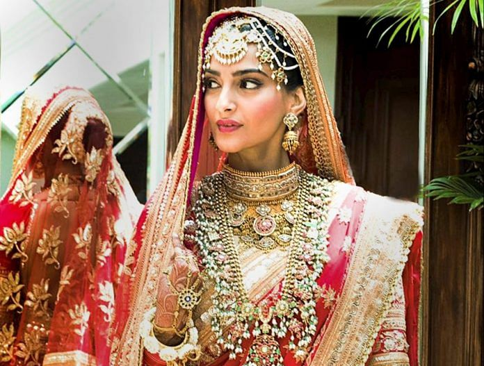 Social thunderstorm on Sonam Kapoor's wedding a toast to the nosy aunty in all of us