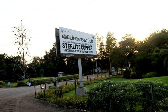 Vedanta's Sterlite Copper unit