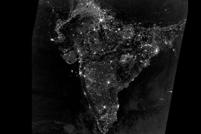 India_at_night
