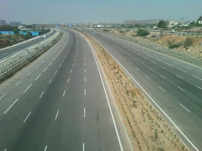 Chennai-Salem expressway