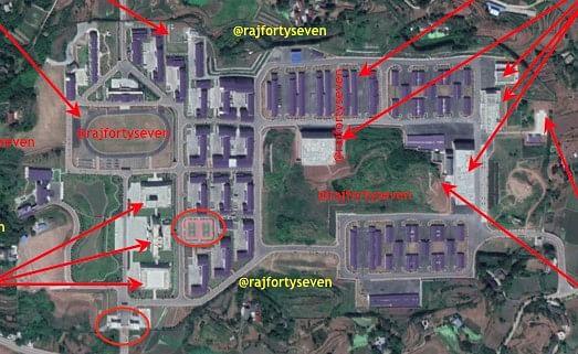 China's new PLARF base | Vinayak Bhat/ThePrint