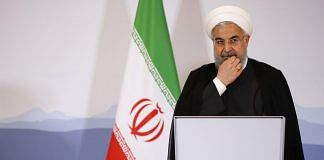 File image of Iranian president Hassan Rouhani | Stefan Wermuth/Bloomberg