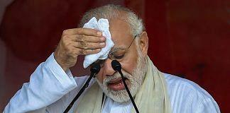 File photo of Prime Minister Narendra Modi | PTI/Swapan Mahapatra