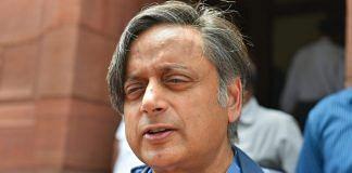 File photo of Congress MP Shashi Tharoor   PTI