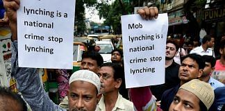 A protest against the recent cases of mob lynching in Kolkata   Swapan Mahapatra/PTI