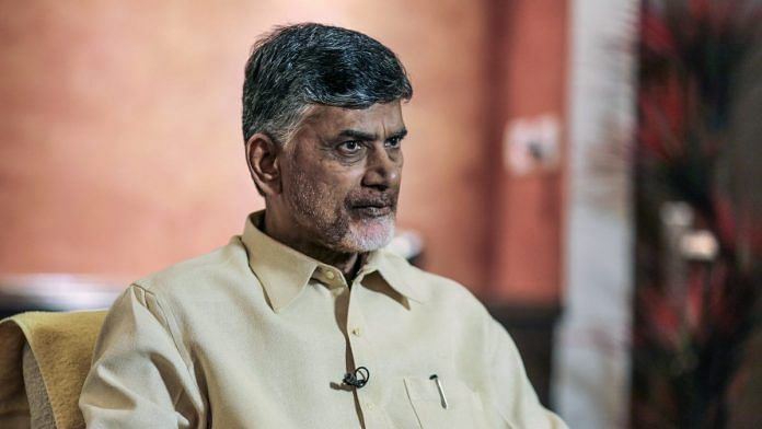 TDP had pulled out of the NDA government in March   Dhiraj Singh/Bloomberg