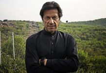 Imran Khan, chairman of Pakistan Tehreek-e-Insaf in Islamabad   Asad Zaidi/Bloomberg