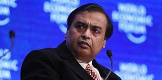 Mukesh Ambani, chairman and managing director of Reliance Industries Ltd. | Dawson/Bloomberg