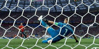 Russia - Spain World Cup