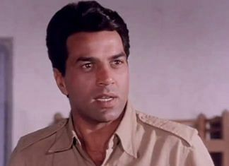 Dharmendra in a still from 'Satyakam' | YouTube
