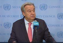 UN chief Antonio Guterres' report refers to Kashmir, Chhattisgarh & Jharkhand | unmissions.org