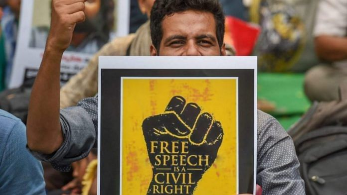 Activists campaign against state repression of rights   Representational photo   PTI