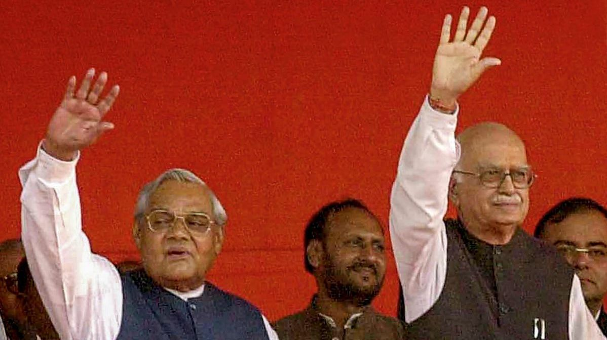 When Advani and Vajpayee founded BJP, they knew RSS needed to be kept at arm's length